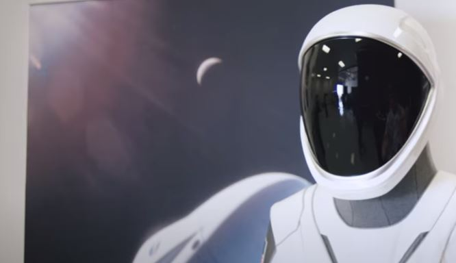 SpaceX's first astronaut launch breaking ground with new look: 'It is really neat'